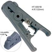 - REXANT Инструмент для зачистки и обрезки витой пары (HT-S-501B) (TL-S501B) (12-4042)